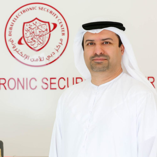 Dr Marwan Al Zarouni